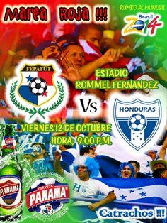 Enviado por Rafael Mendieta Noriega (Concurso por entradas para el partido de Panamá vs Honduras)