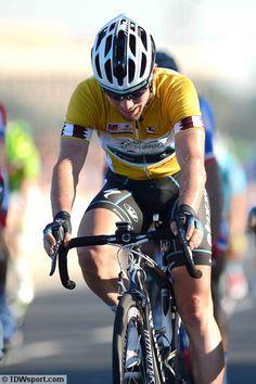 Tour of Qatar - stage 6 - Tim De Waele - Cycling : Tour of Qatar 2013 / Stage 6 Sealine Beach Resort - Doha Corniche