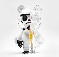 Keikotrooper by Fool's Paradise (APR2022) #keikotrooper #foolsparadise #stormtrooper #starwars #collectible #toy #designertoy #vinyltoy #arttoy #instagood #beautiful #love #art #fashion #new Andy And April, Yellow Guy, Tiger Mask, Little Planet, Princess Celestia, Toy Art, Vinyl Toys, Designer Toys, Wood Sculpture