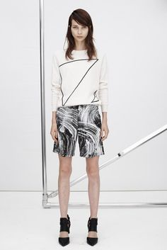 Zoë Jordan Spring 2015 Ready-to-Wear - Collection - Gallery - Look 1 - Style.com