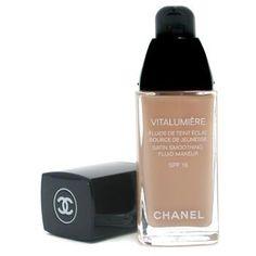 Vitalumiere Fluide Makeup # 45 Rose - CHANEL - Cosmetics & Make Up (Australia)