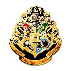 Hogwarts Crest Pin | Universal Studios Merchandise