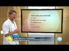 Dr Mikael avslöjar den enda dieten som funkar - Nyhetsmorgon (TV4) - YouTube Morning News, Diet, Play, Twitter, Youtube, Instagram, Per Diem, Diets, Youtubers
