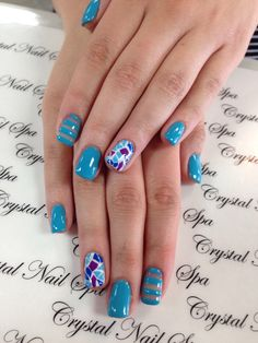 Crystal nails in Burlington