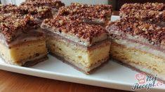 Sbírka 16 receptů na medové zákusky, které nesmí chybět na velikonočním stole. | NejRecept.cz Tiramisu, Cheesecake, Food And Drink, Ethnic Recipes, Sweet, Desserts, Drinks, Deserts, Food
