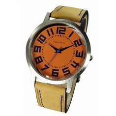 TOKYObay Track Watch - Orange