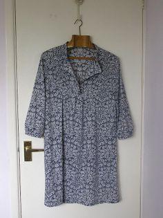 Wiksten Tova Dress in Liberty Theberton fabric   Flickr - Photo Sharing!