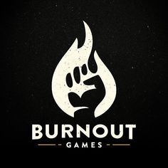 Logo inspiration: Burnout Games logo by Tiego Sa Hire quality logo and branding designers at Twine. Twine can help you get a logo, logo design, logo designer, graphic design, graphic designer, emblem, startup logo, business logo, company logo, branding, branding designer, branding identity, design inspiration, brandinginspiration and more.