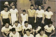 The 14 Survivors total) from the USS Spence rescued by the USS Tabberer. Usa Country, Ww2, Navy, Movie Posters, Movies, Hale Navy, Films, Film Poster, Cinema