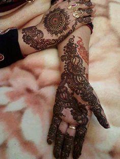 Mehandi design for hand