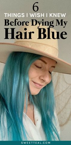 Teal Hair Dye, Turquoise Hair Color, Diy Ombre Hair, Diy Hair Dye, Mint Hair Color, Bright Hair Colors, Ombre Hair Color, Colourful Hair, Hair Dye Colors