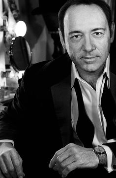 Kevin Spacey, My Man, My Hero, Actors & Actresses, Sexy Men, Daddy, Hollywood, Movie, Paint