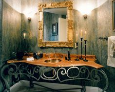 Updated old world elegance. Total sophistication. Mediterranean Interior Design « Design Shuffle Blog