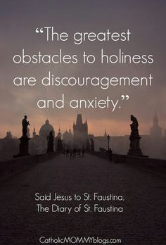 ~The Diary of St. Faustina
