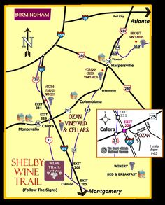 1000 Images About Wine Trails Alabama Amp Tennessee On