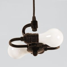 Shade Pendant Hardware kit with extender for diffuser, from Shades of Light, $49.00