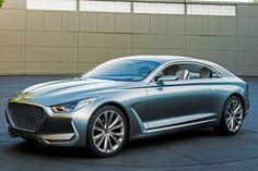 Hyundai unveils Vision G Concept Coupe