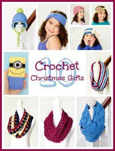 10+Quick+&+Easy+Crochet+Christmas+Gifts+1.jpg 1,214×1,600 pixels