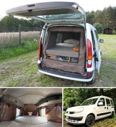 How To Turn Your Van Into A Micro Camper