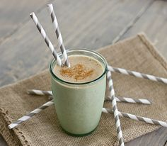 Banana Chai Breakfast Shake
