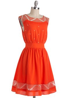 Cayenne and Then Dress, #ModCloth $79.99