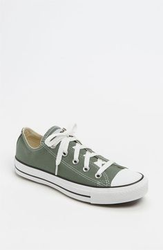 d5337836a84 Grey Converse Chuck Taylor® Low Sneaker (Women) available at  Nordstrom  Grey Converse