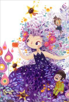 Cellophane Flowers, Lorena  Alvarez Gómez
