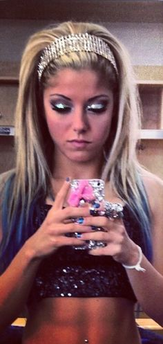 WWE NXT's Alexa Bliss
