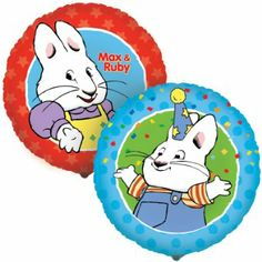 23 Best Max And Ruby Party Theme Images Max Ruby Birthday Supplies Fourth Birthday