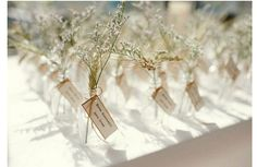 Fun Escort & Place Card Wedding Ideas Ladies and gentlemen, take your seats! We're about to embark on a little digital tour of some of the cutest freaking escort and unique wedding place cards ideas that you've ever seen. Summer Wedding Favors, Rustic Wedding Favors, Woodland Wedding, Wedding Reception, Reception Ideas, Card Table Wedding, Wedding Place Cards, Wedding Book, Wedding Stuff