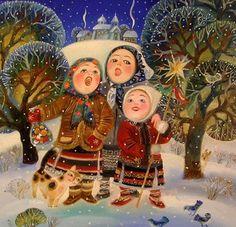 Різдво Автор: Ревуцька