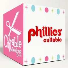 Philly Phillies Philadelphia Font - Cuttable Design Cut File. Vector, Clipart, Digital Scrapbooking Download, Available in JPEG, PDF, EPS, DXF and SVG. Works with Cricut, Design Space, Sure Cuts A Lot, Make the Cut!, Inkscape, CorelDraw, Adobe Illustrator, Silhouette Cameo, Brother ScanNCut and other compatible software.