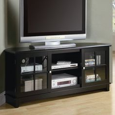 Monarch Specialties Veneer Top Length TV Console - http://www.furniturendecor.com/monarch-specialties-veneer-top-length-tv-console-60-inch/ - Categories:Aprons, Audio-Video Shelving, Furniture, Home and Kitchen, Home Entertainment Furniture, Kitchen and Dining, Kitchen and Table Linens, Television Stands and Entertainment Centers