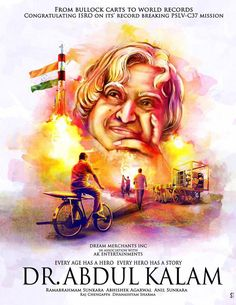 Abdul Kalam Film First Look Poster Out, Upcoming biopic movie on Dr. Abdul Kalam life poster out Independence Day Drawing, India Independence, Isro India, Art Sketches, Art Drawings, Creative Sketches, Indian Army Wallpapers, India Poster, Abdul Kalam
