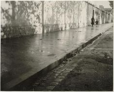 Dora Maar, After the Rain, 1933