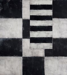 "Contemporary Art Evening Sale at Phillips de Pury - Sean Scully""Homo Duplex,"" 1993"