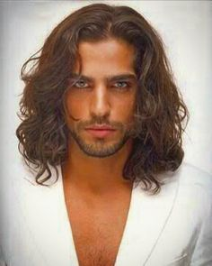 Inspiration for Marcano in Caribbean Jewel by Jayla Jasso Immortals After Dark, Long Hair Beard, Sexy Beard, All About Eyes, Hair And Beard Styles, Drawing People, Great Hair, Pretty Boys, Hair Looks
