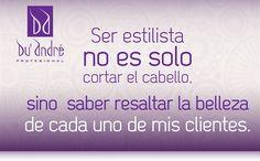 Les presentamos la frase del día... ¿Que les parece? #Cabello #Pelo #Peluqueros #Estilistas #academias #salondebelleza