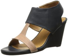 Coclico Women's Jojo Wedge Sandal ** For more information, visit image link.
