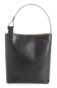 Loewe  Medium Asymmetrical  Goatskin Leather Hobo Bag available at b00bd2c09b