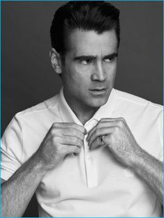 Clad in Dolce & Gabbana, Colin Farrell is the ultimate man of style as he takes to the covers of GQ México and Vogue Hombre. Both photo shoots were lensed by none other than Hunter & Gatti. At ease with the photography team, Farrell is captured in both formal and casual looks. Covering GQ México,... [Read More]