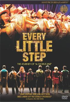 "Every Little Step - the journey of ""A Chorus Line."" (SONY, 2009) Held at the Music & Dramatic Arts Library"