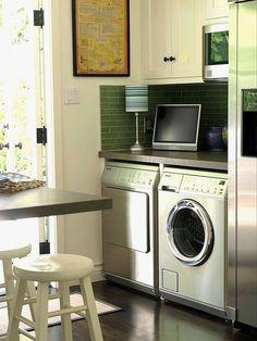 Laundry & Multitasking - tips for streamlining the laundry process