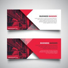 Red banners for business free vector stocks banner, graphic Banner Site, Fb Banner, Sale Banner, Banner Design Inspiration, Web Banner Design, Brochure Design, Flyer Design, Vector Design, Design Design
