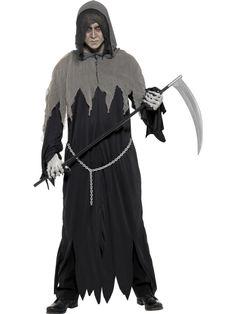 Grim Reaper Robe Costume | £19.99