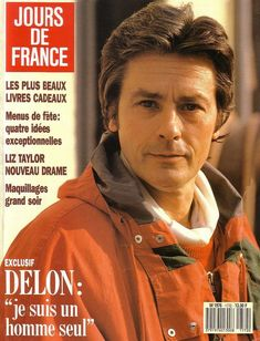 Alain Delon, Beautiful Men, Beautiful People, Man Icon, Violet Eyes, Romy Schneider, Por Tv, Great Films, Real Man