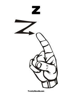 Z Sign