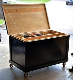 Power Tool Chest