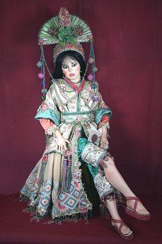 Beautiful art dolls / Kimi - Sylvia Weser550 x 825184KBmedia-cache-ec2.pinimg.com