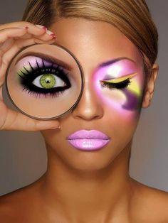 A lélek tükre? Mai kedvenc #smink / The mirror of the soul? Today's favourite #makeup